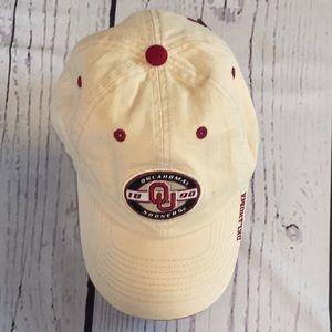 OU baseball cap